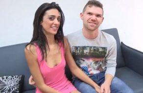 Pareja española debuta grabando un vídeo porno