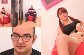 Española muy puta y maciza se folla a un feo en una cita a ciegas