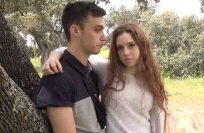 Española de 18 años ya es adicta a follar haciendo dogging