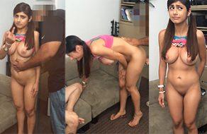 Épico anal fallido con Mia Khalifa