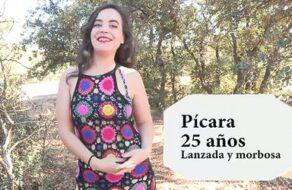 La española Pícara se apunta a First Fakings para encontrar un chico y follar